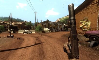 Мод Far Cry 2 Modernized HD доступен для скачивания