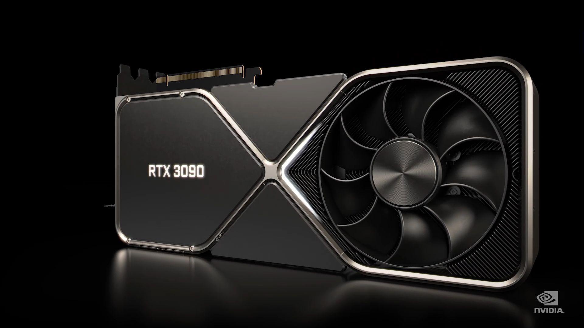 Nvidia представила RTX 3090, 3080, 3070: цена, дата выпуска и подробные характеристики
