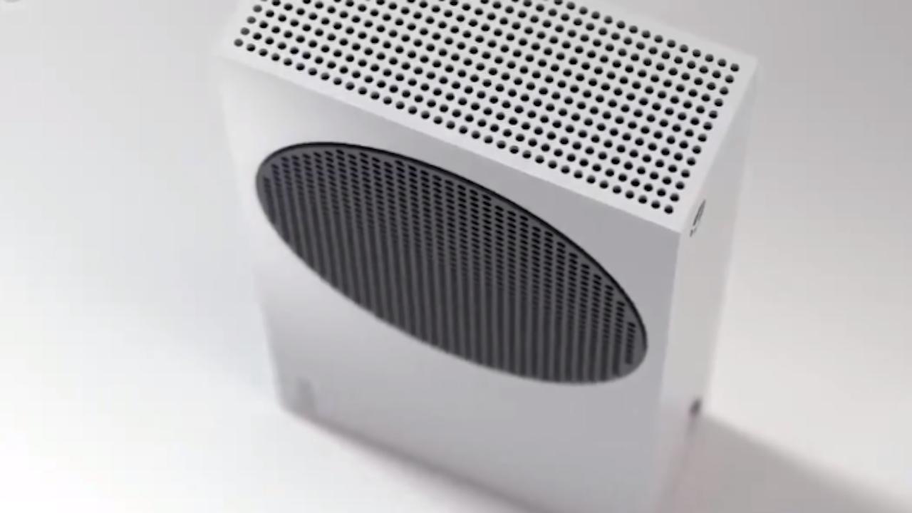 Microsoft подтверждает выход Xbox Series S и её цену