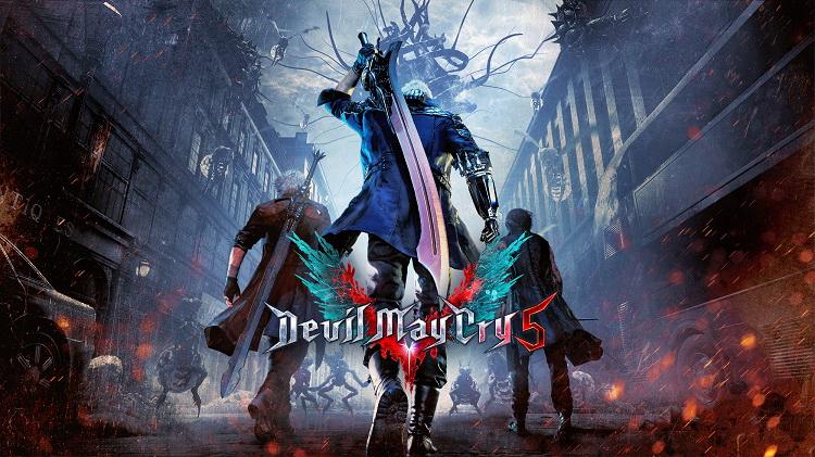 Devil May Cry 5: Специальное издание для PS5 и Xbox Series X