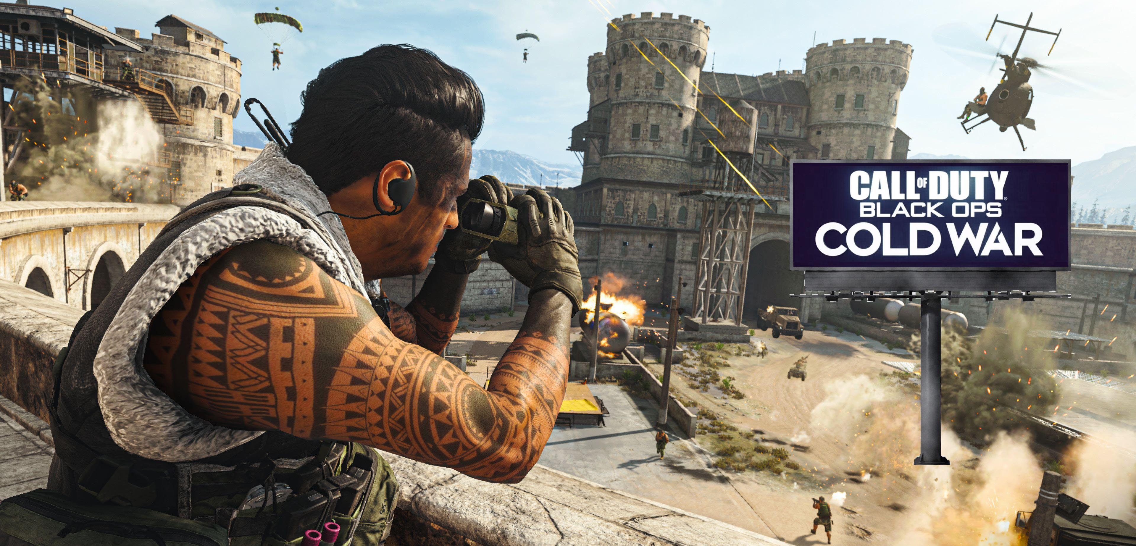 Call of Duty: Black Ops - многопользовательский режим холодной войны транслировался случайно