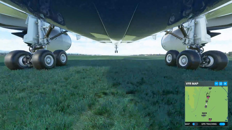 Пользователи Twitch играют в Microsoft Flight Simulator при помощи чата