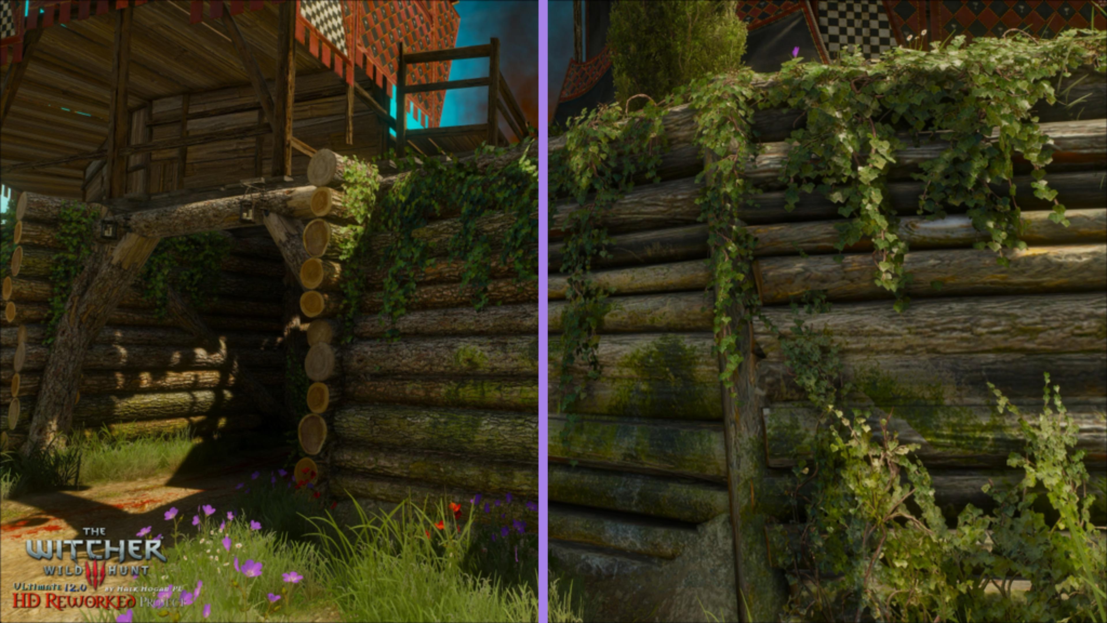The Witcher 3 HD Reworked Project доступен для загрузки