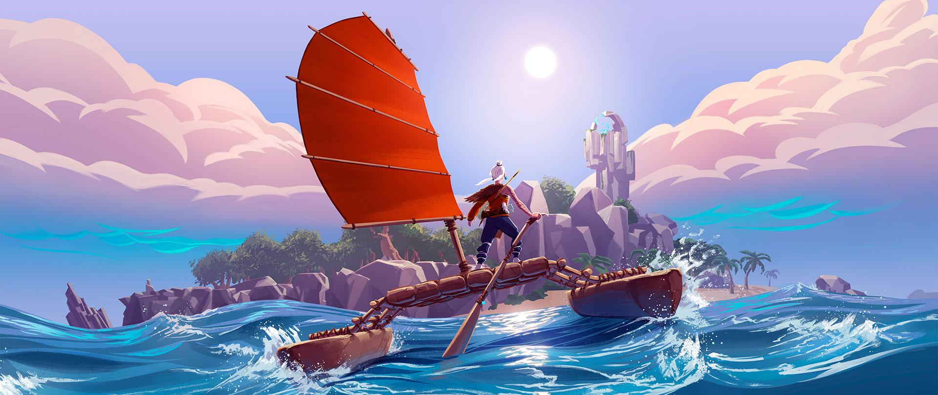 5 Lives Studios выпустила игру Windbound