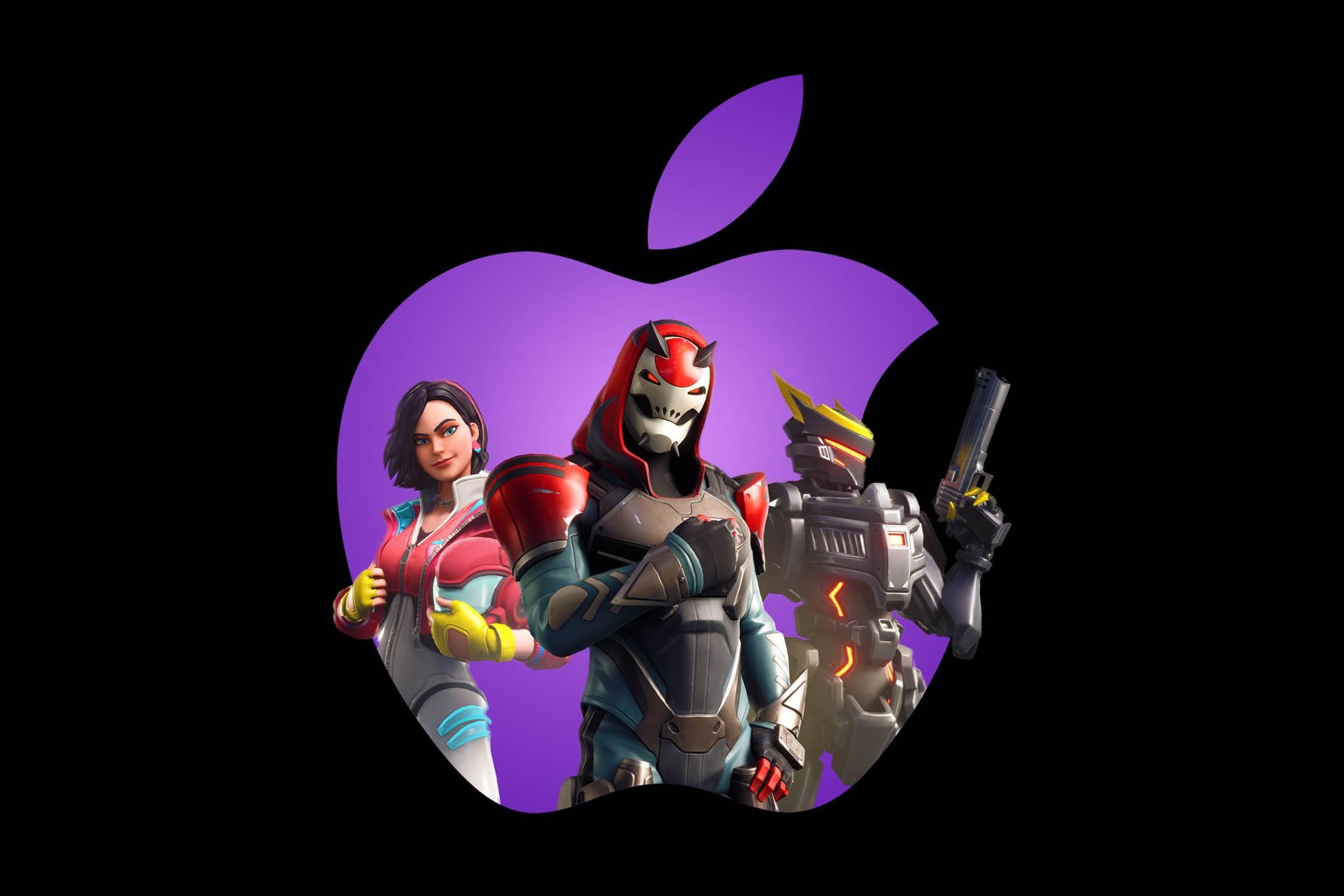 Epic Games просит суд прекратить давление Apple после иска за удаление Fortnite