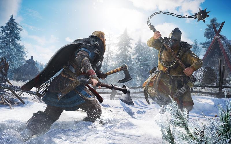 Полезная информация по предзаказу Assassin's Creed Valhalla: дата выхода, бонусы и многое другое