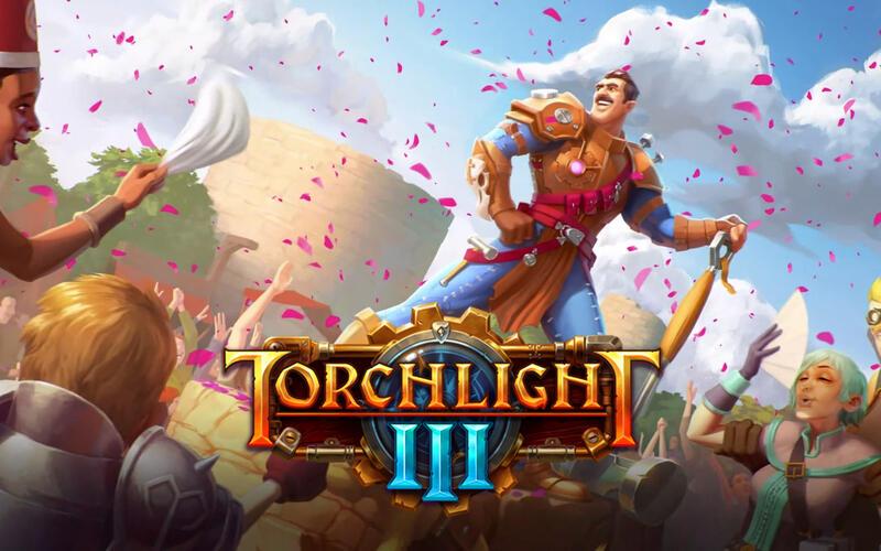 Игра Torchlight III официально выйдет в октябре