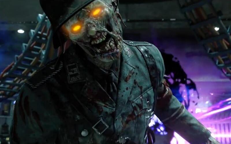Первый взгляд на Call of Duty: Black Ops Cold War Zombies Mode