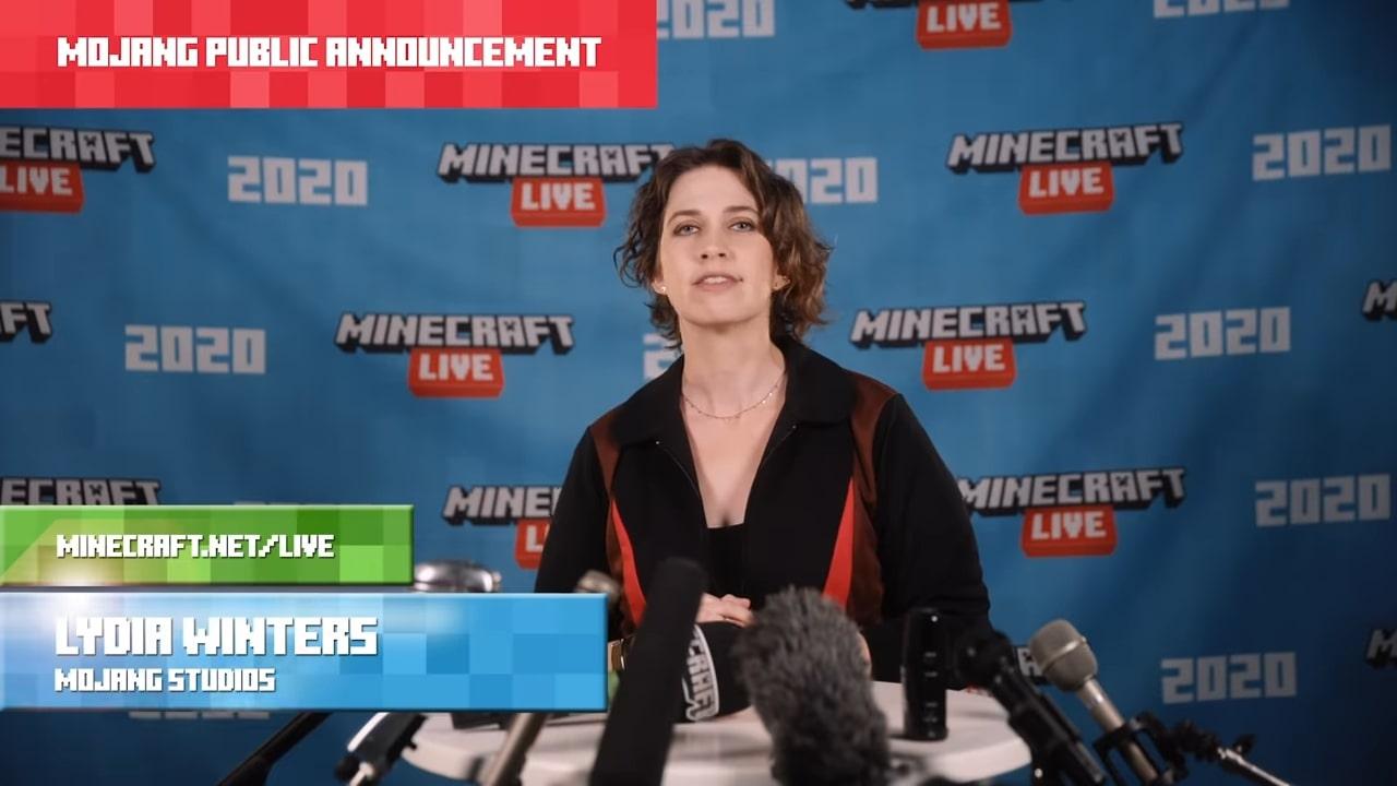 Следующее большое обновление Minecraft выйдет в октябре