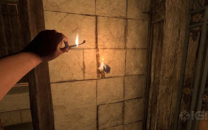 Amnesia: Rebirth - игровой процесс хоррора в трейлере