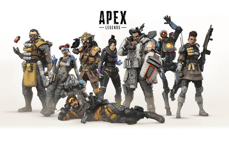 APEX Legends будет поддерживать совместную игру между ПК, Xbox One и PS4