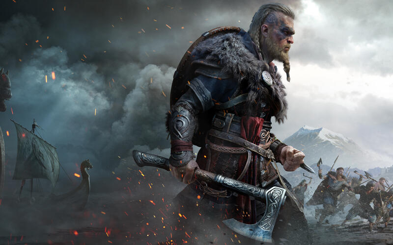 Assassin's Creed Valhalla состоит из нескольких саг