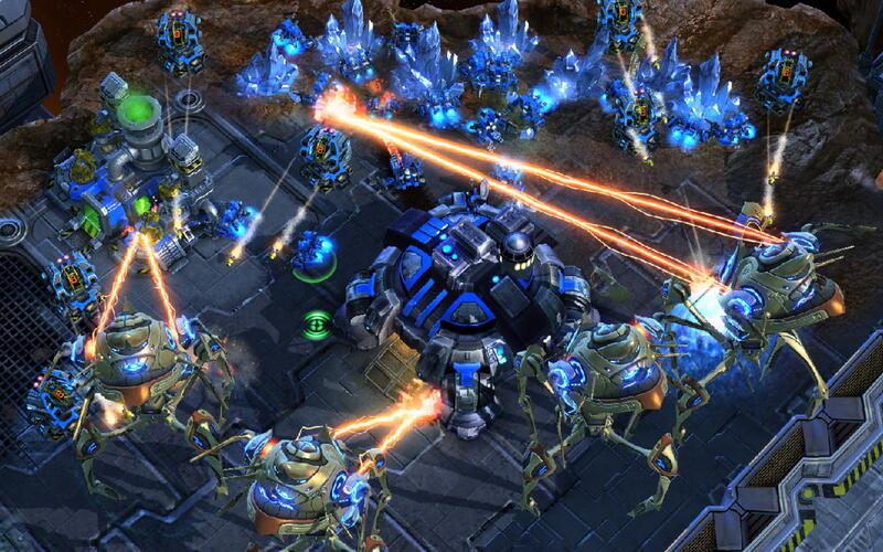 Бывшие разработчики StarCraft 2 создают новую студию для продвижения жанра стратегии в реальном времени