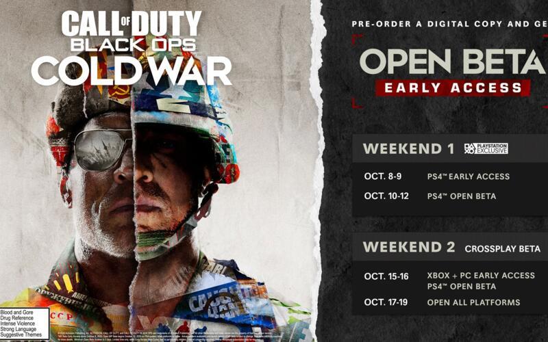 Call of Duty: Black Ops Cold War Beta переполнена читерами
