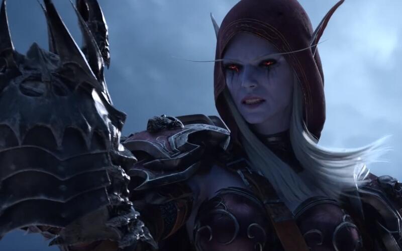 Дату выхода расширения Shadowlands для World of Warcraft перенесли