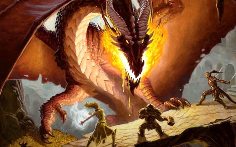 Dungeons & Dragons опубликовали новый