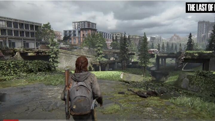 Майкл Барклай рассказал, как создавал игровое пространство для The Last of Us 2