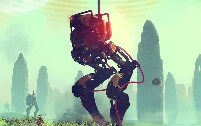 No Man's Sky выпустят на PS5 и Xbox Series X с особыми обновлениями