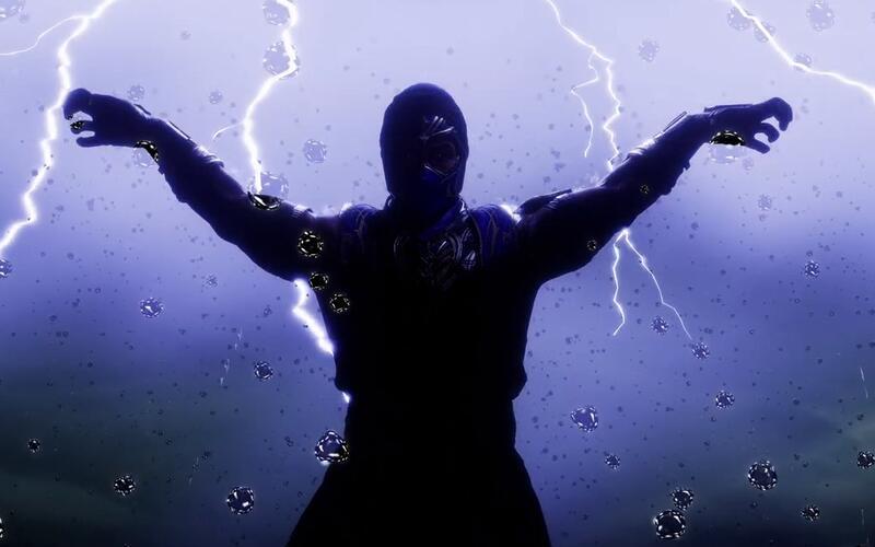 Новый трейлер для Mortal Kombat 11: влажный и кровавый