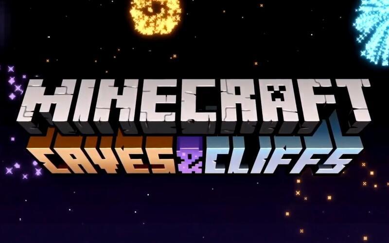 Обновление Minecraft 1.17 Caves and Cliffs устранит непонятные каменные вкрапления