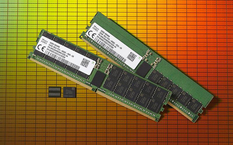 Оперативная память DDR5 готова к выпуску