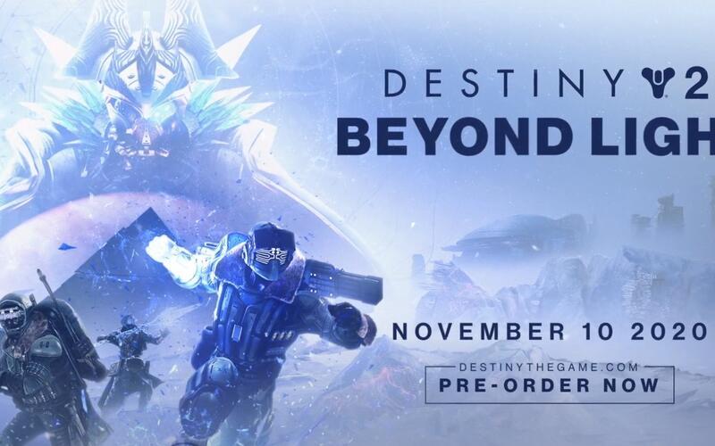 Последний трейлер Destiny 2: Beyond Light позволяет глубже погрузиться в историю