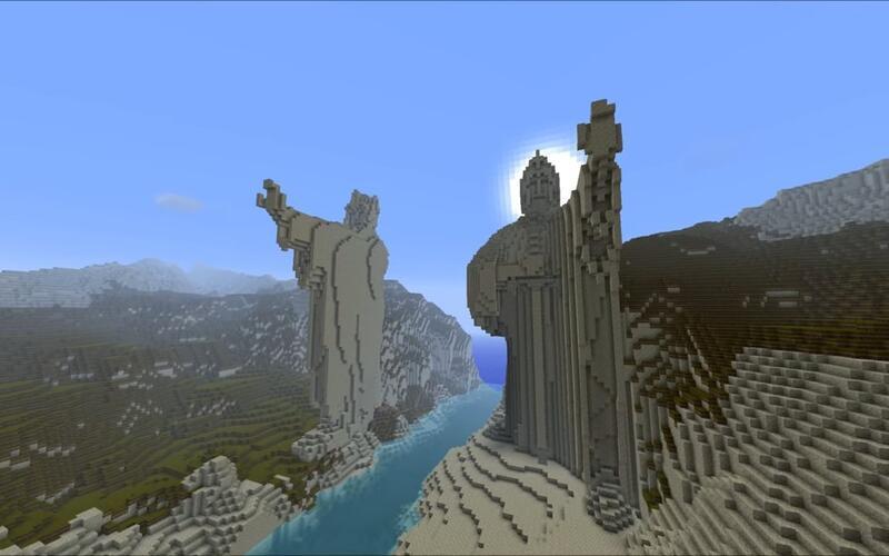 Проект Minecraft