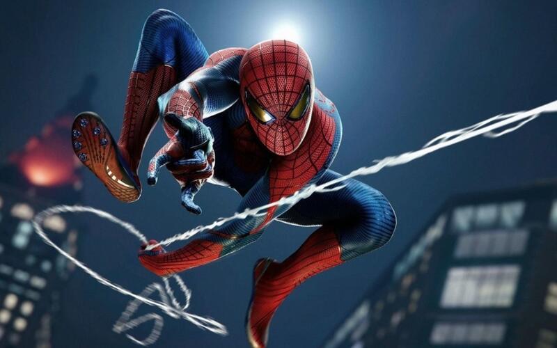 Spider-Man Remastered для PS5 получил три новых костюма
