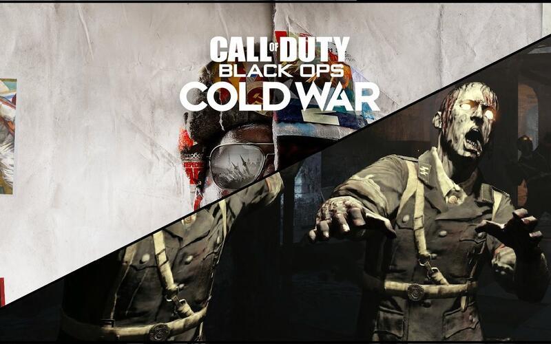 В Call Of Duty: Black Ops Cold War появится первая карта зомби режима