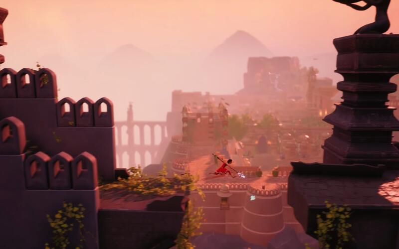 Вышла бесплатная демоверсия Raji: An Ancient Epic