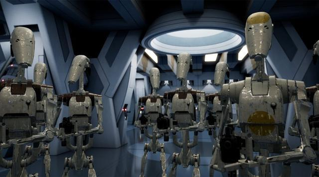 Вышла демоверсия Star Wars: Droid Control Ship
