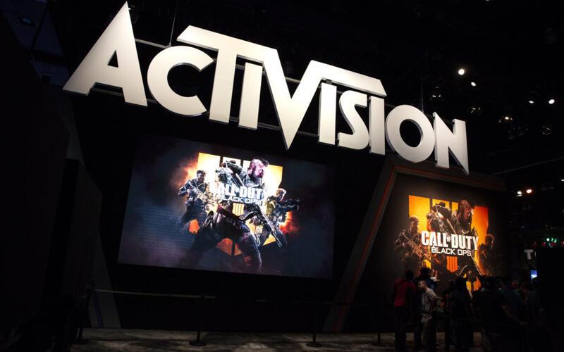 Activision заработала более 1 миллиарда долларов на микротранзакциях за три месяца