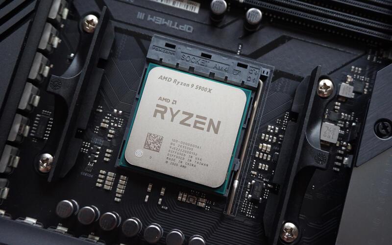 AMD Ryzen 9 5900X и 5950X - новые короли компьютерных игр