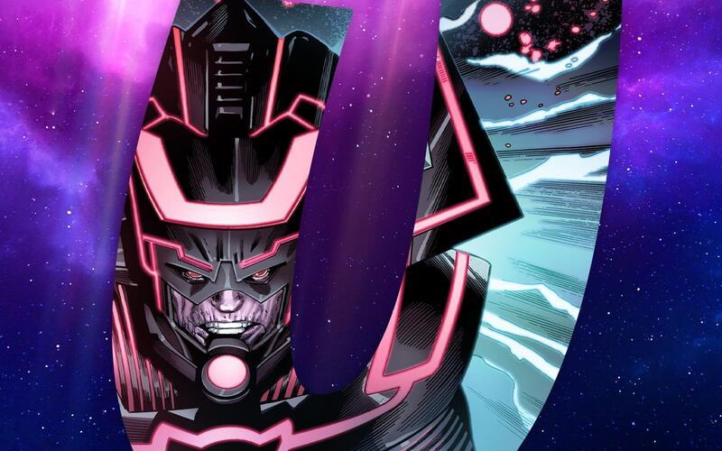 Бой против Галактуса в Fortnite случится совсем скоро