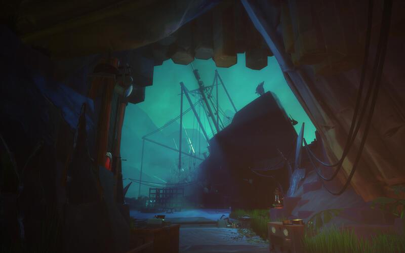 Call of the Sea получила официальную дату выхода