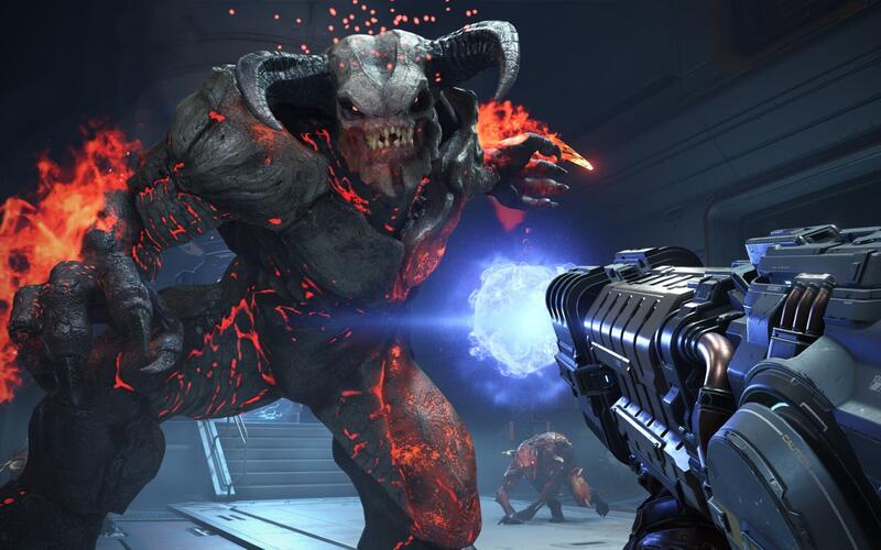Doom Eternal выходит на Nintendo Switch