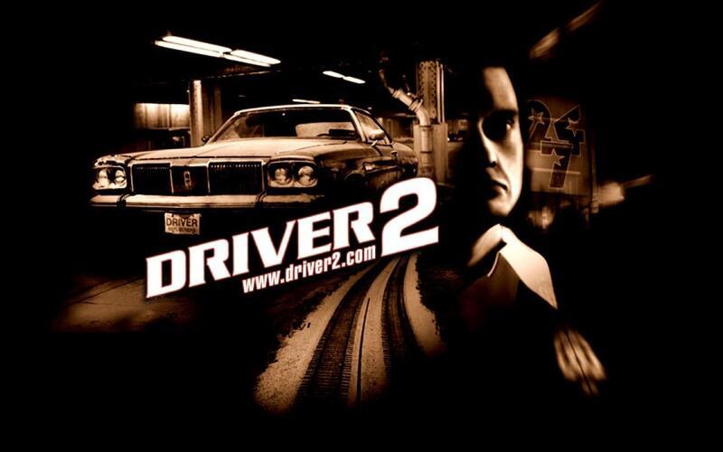 Эксклюзивная игра для PlayStation 2 - DRIVER 2 получила неофициальный порт на ПК
