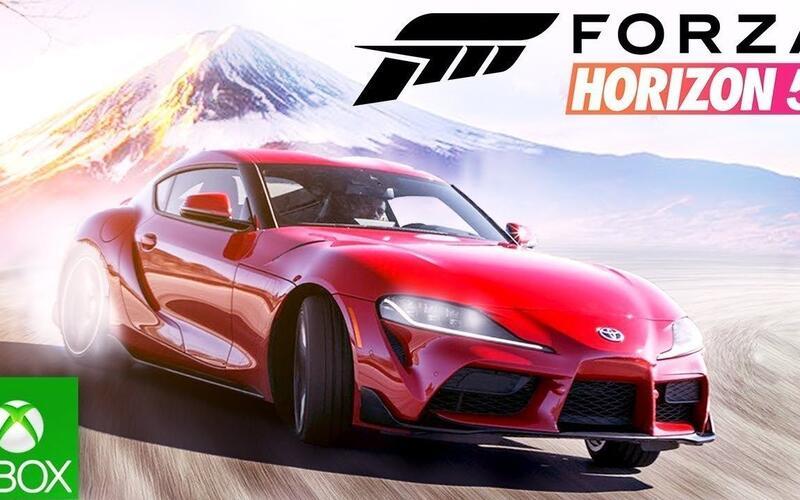 Forza Horizon 5 может выйти уже в следующем году