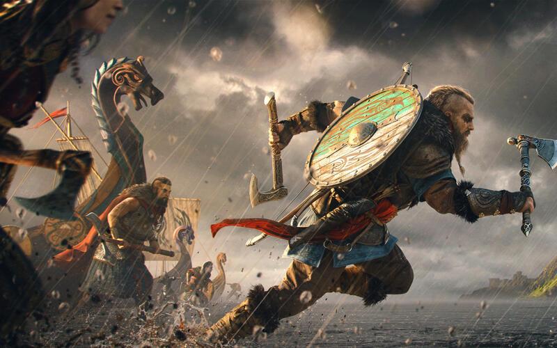 Игроки сообщают об ошибках, связанных с достижениями в Assassin's Creed: Valhalla