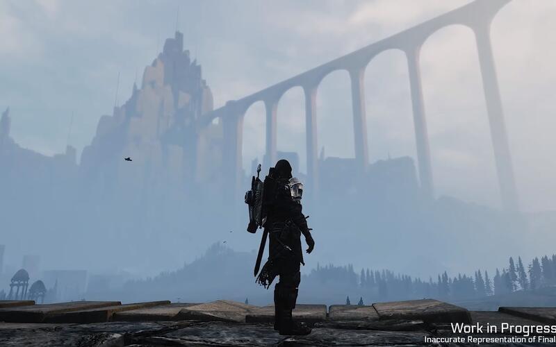 Обнародовано новое видео предстоящей альфа-версии игры Bleak Faith: Forsaken