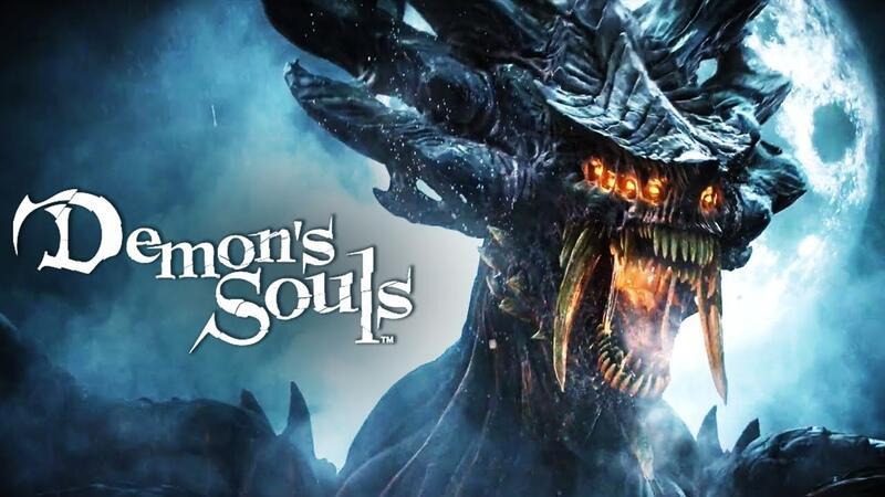 Обучение в PS5-версии Demon's Souls еще более ужасающее, чем в версии PS3