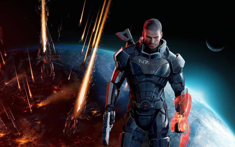 Официально анонсирована трилогия Mass Effect Remaster Trilogy, а также новая игра от разработчиков