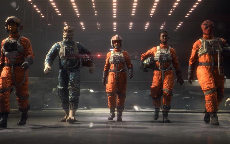 Патч для Star Wars: Squadron исправил проблемы с частотой кадров в VR