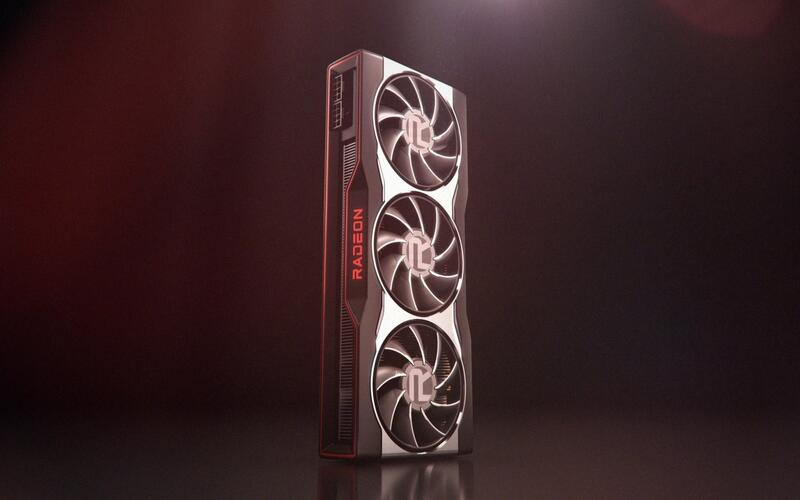 Первые официальные игровые тесты трассировки лучей AMD Radeon RX 6800 XT