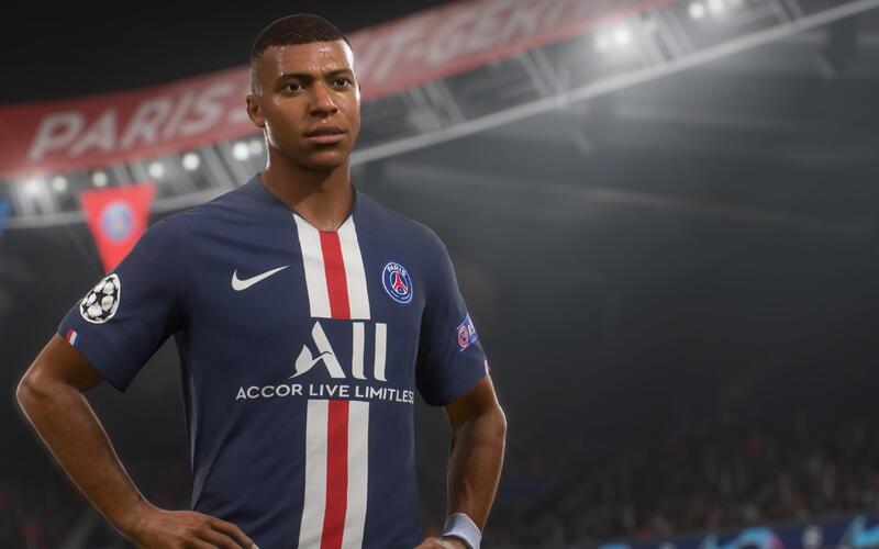 Подробности FIFA 21 для консолей Next-Gen