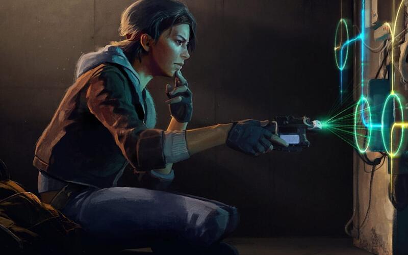 Последнее обновление Half-Life: Alyx содержит комментарии разработчиков