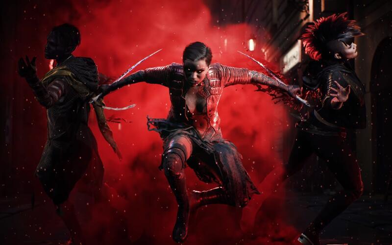 Похоже нас ждёт Королевская битва в стиле Vampire: The Masquerade
