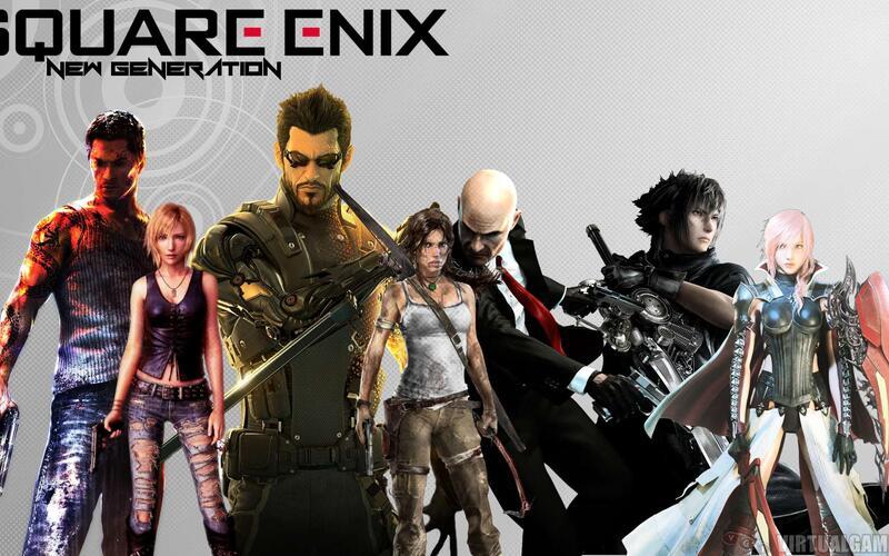 Square Enix планирует перевести сотрудников на постоянную работу из дома