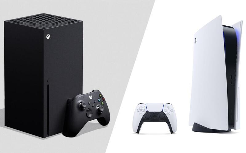 Сравнение времени загрузки игр обратной совместимости PS5 и Xbox Series X