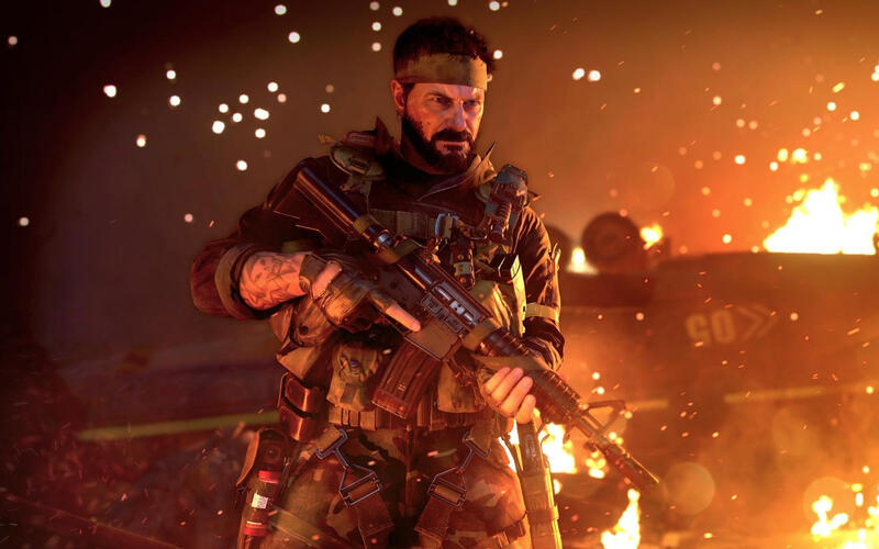 В Call of Duty: Black Ops Cold War можно выбрать «небинарный» гендер